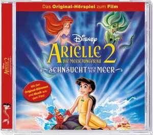 Disney Arielle 2 CD