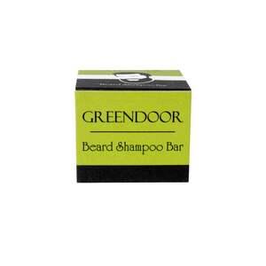 GREENDOOR Beard Shampoo Bar