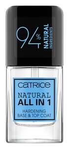 Catrice Natural All in 1 Hardening Base &Top Coat