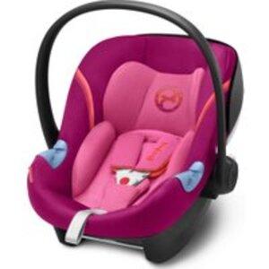 Cybex Babyschale ATON M I-SIZE Passion Pink 7