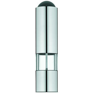 WMF Salz- oder pfeffermühle , 0667306030 , Metall, Glas , Sichtfenster , 0037310045
