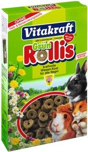 Vitakraft Nagerfutter Rollis grün 0,5 kg