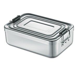 Lunchbox Silber