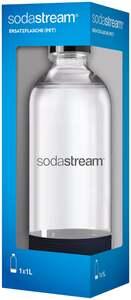 SodaStream PET-Flasche 1 l schwarz
