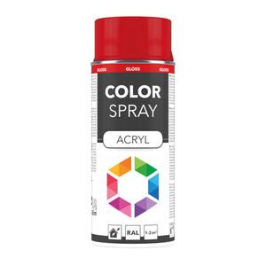 Lackspray glänzend 400 ml Acryl RAL 3003 robinrot