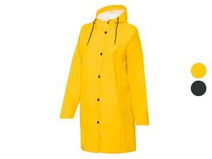 CRIVIT® Regenparka Damen, mit Druckknöpfen, winddicht
