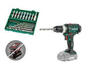 PARKSIDE® Akku-Bohrschrauber »PABS 20-Li D5«, ohne Akku und Ladegerät (ohne Akku und Ladegerät)