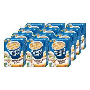 Erasco Heisse Tasse Champignon ergibt 450 ml, 12er Pack
