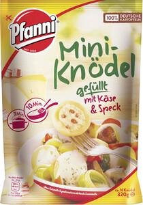 Pfanni Mini-Knödel gefüllt mit Käse und Speck 320 g