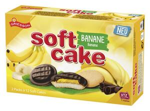 Griesson Soft Cake Banane 300 g