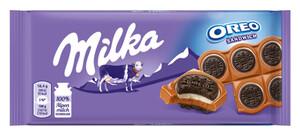 Milka Oreo Sandwich Schokolade 92 g