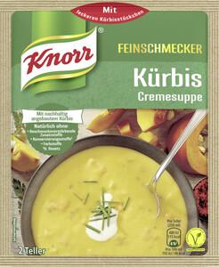 Knorr Feinschmecker Kürbis Cremesuppe 52 g