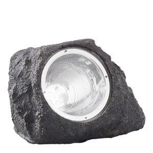 Boxxx Solarleuchte , 3302-3 , Grau, Weiß , Kunststoff , 12.5x10.5x15 cm , 008181025901