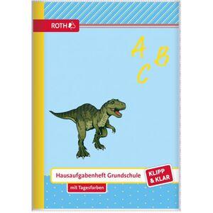 Klipp+Klar - Grundschulaufgabenheft A5 - T-Rex