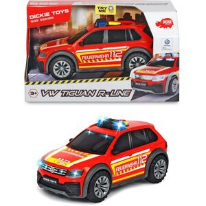 Feuerwehrfahrzeug VW Tiguan R-Line - Maßstab 1:18