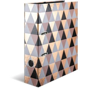 Ordner DIN A4 - Herma - Dreiecke