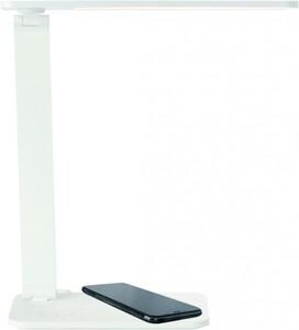 Brilliant LED CCT Tischleuchte Seamont ,  mit Induktionsladefunktion für Smartphones