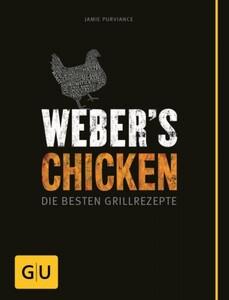 Weber Grillbuch Chicken & Sides
