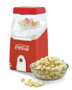 Coca Cola Heißluft Popcorn-Maker