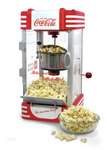 Coca Cola Retro Popcorn-Maker