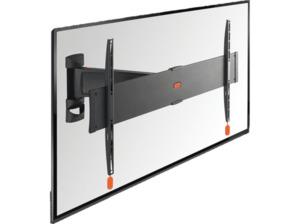 VOGEL´S Vogel's BASE 25 L TV-Wandhalterung für 102-165 cm (40-65 Zoll) Fernseher, drehbar, max. 45 kg, Wandhalterung, 65 Zoll, Schwenkbar, Ausziehbar, Schwarz