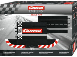 CARRERA (TOYS) Evolution Anschlussstück Carrera Zubehör, Mehrfarbig