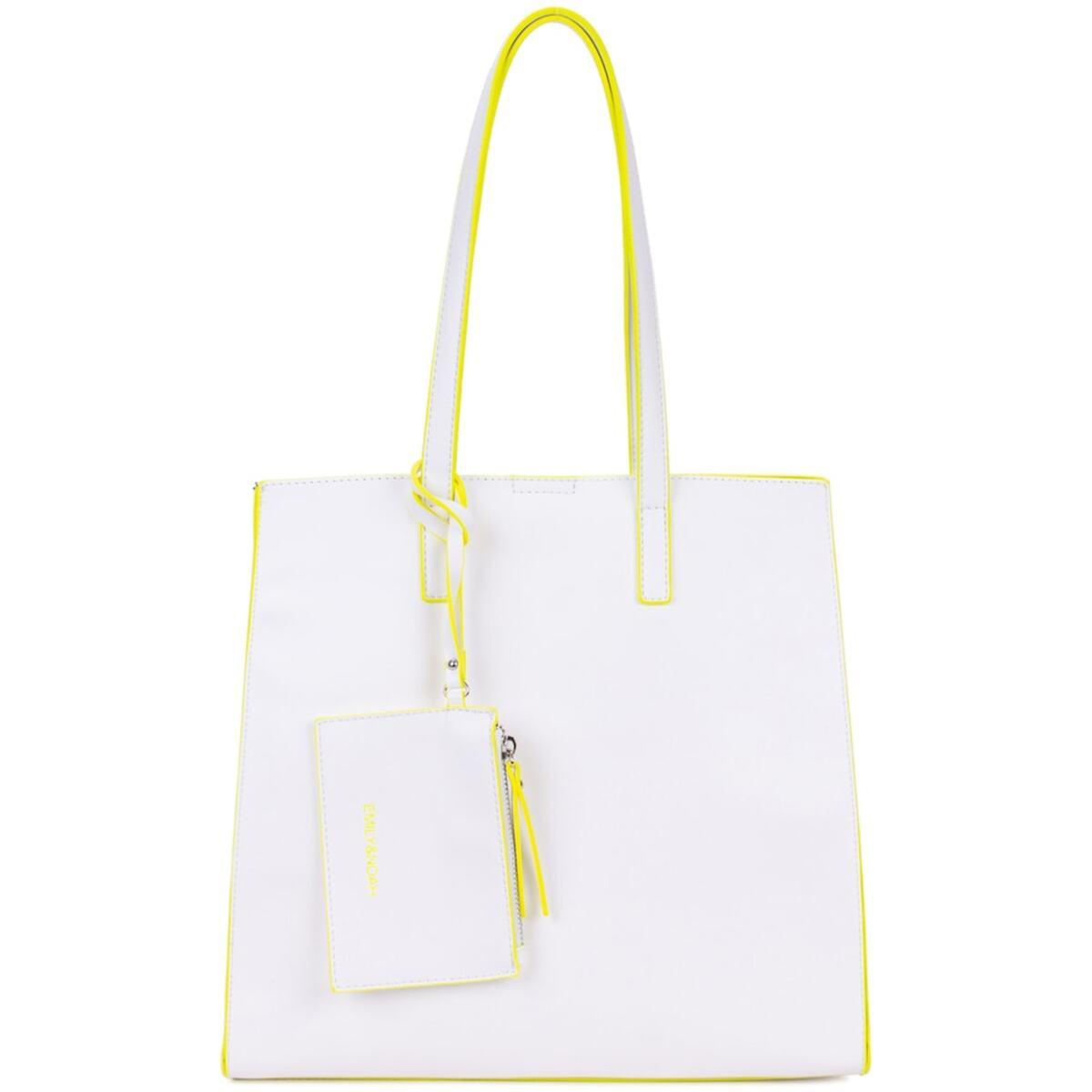 Bild 2 von Emily & Noah Produkte white Shopper 1.0 st