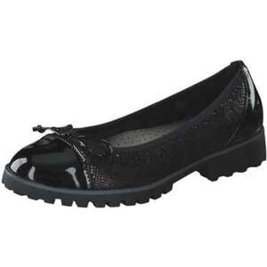 Inspired Shoes Ballerina Damen schwarz