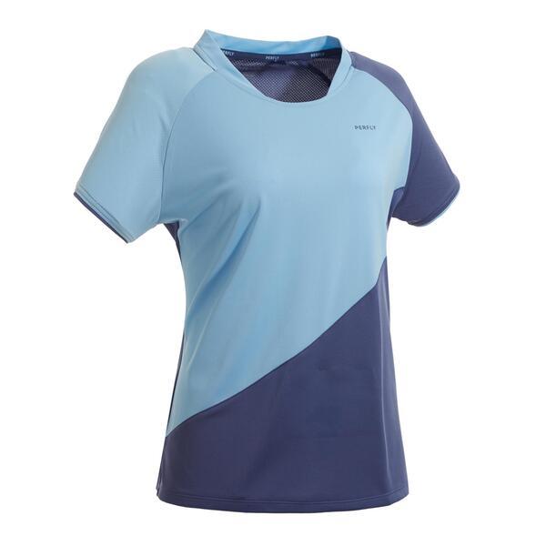T-Shirt 530 Damen grau/blau