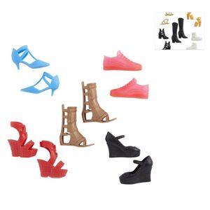 Barbie - Schuh-Sortiment - 1 Stück