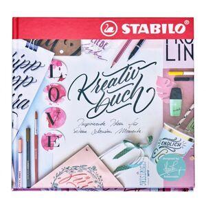 STABILO - Kreativbuch