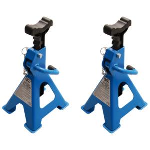 1 Paar Unterstellböcke 2 to / Paar, 268 - 418 mm