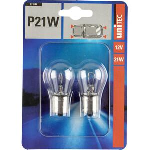 Kugellampe P21W, 2 Stück, 12V, 21W