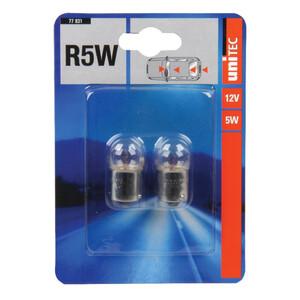 Kugellampe R5W, 2 Stück, 12V, 5W