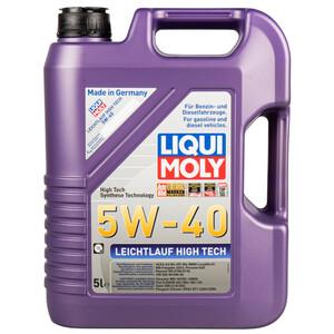 Liqui Moly Leichtlauf High Tech 5W-40 5 Liter Motoröl