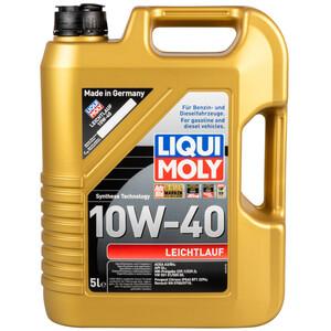 Liqui Moly Leichtlauf SAE 10W-40 5 Liter Motoröl