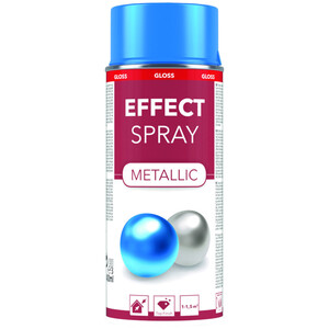 Metalliclack 400 ml blau-metallic