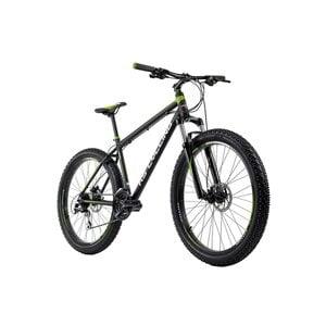 """KS Cycling Mountainbike Hardtail 27,5"""" Xceed für Herren, Größe: 50, Schwarz"""