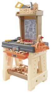Kinderwerkbank Architect aus Kunststoff