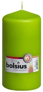 Bolsius Stumpenkerze ,  lemon, Höhe 15 cm, Ø 7,8 cm