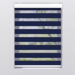 Duorollo in Blau ca. 100x175cm