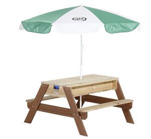 Kinder-Gartentisch Axi Nick Sand-Wassertisch