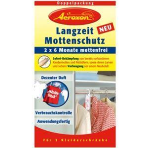 Aeroxon Langzeit-Mottenschutz 2ST
