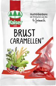 Kaiser Brust Caramellen 100 g