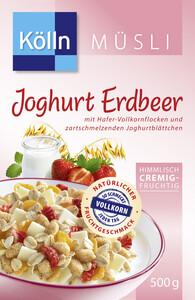 Kölln Müsli Joghurt Erdbeer 500 g