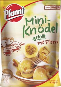 Pfanni Mini-Knödel gefüllt mit Pilzen 320 g