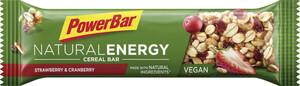 PowerBar Riegel Natural Energy Strawberry & Cranberry 40 g