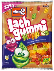 Nimm2 Lachgummi Happies 325G