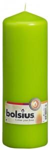 Bolsius Stumpenkerze ,  lemon, Höhe 20 cm, Ø 6,8 cm