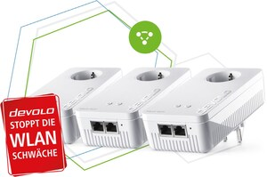 Mesh WLAN 2 Multiroom Kit Power WLAN